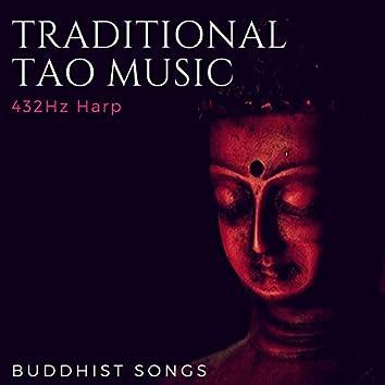 Traditional Tao Music: Buddhist Songs, 432Hz Harp