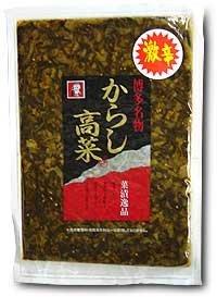 オニマル 辛子高菜 激辛(300g)
