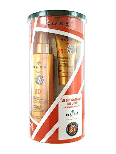Nuxe Filtre solaire Nuxe Sun Coffret Roland Garros Spf50-1 pièce