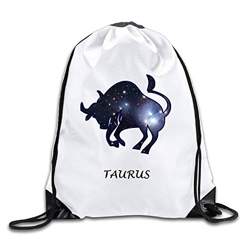 Jiger Water Repellent Gymbag Large Drawstring Backpack Humor Funny Bear Sackpack for Shopping Sport Yoga