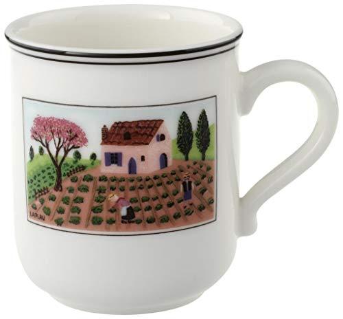Villeroy & Boch 10-2337-4871 Mug à Anse 0,3 L Porcelaine Rouge 32,2 x 21,5 x 11,7 cm 1 Mug