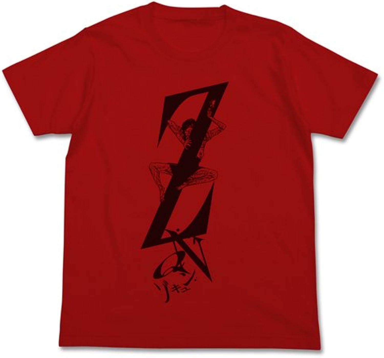 I am a hero chasing ZQN T shirt Red XL