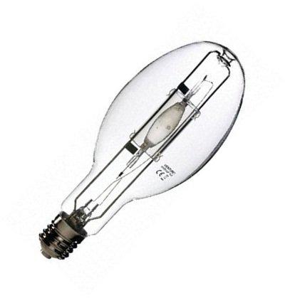 Venture 10006 White-Lux Plus Metalldampflampe, elliptisch, 150 W, offen, HIPE 150 W/U/LU/UVS/4 K, Kaltweiß