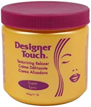 Designer Touch Texturizing Relaxer Super 16oz by Designer Touch
