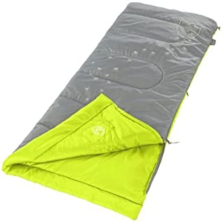 Coleman FyreFly Illumi Bug Sleeping Bag, Kids, Green