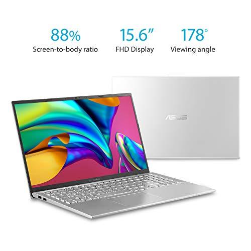 "Asus Vivobook 15.6"" 1920 x 1080 Ryzen 5 3500U 2.1 GHz 8 GB Memory 128 GB SSD + 1 TB Storage Laptop"