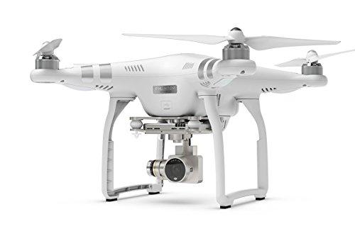 DJI Phantom 3 Advanced Quadcopter Drone with 2.7K HD Video Camera (Renewed)