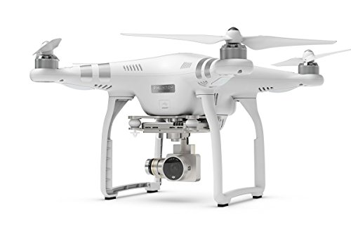 DJI Phantom 3 Advanced Quadcopter Drone with 2.7K HD Video Camera (Renewed)