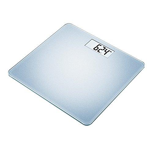 Beurer GS 25 Personenwaage Glas bis 180 kg 100g Teilung LCD