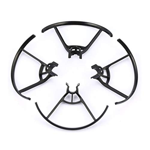 Zhou-YuXiang Proteggi Le Lame dei Puntelli dell'elica Anello Protettivo dell'anello di Ricambio delle Lame dell'elica Proteggi per Gli Accessori del Drone Tello