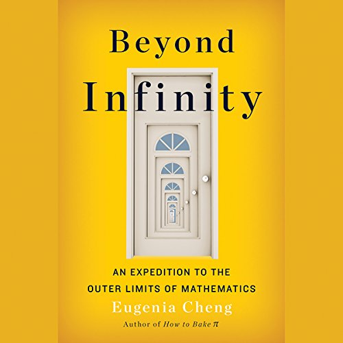 Beyond Infinity audiobook cover art