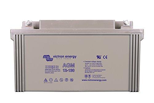 Victron Energie - Batterie AGM de servitude 130Ah
