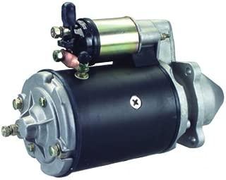 Starter - Lucas Style (16670) Case IH C70 C80 C90 C100 CX70 CX80 CX90 CX100 MX80C MX90C MX100C New Holland 1100 1116 1495 1496 McCormick MC90 MC100 MTX110 MTX155 MTX175 Massey Ferguson 255 265 275