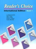 Reader's Choice/Book 1 (Reader's Choice: International Edition)