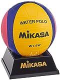 Mikasa W1.5W Waterpolo - Mini Pelota de Agua, Color Amarillo, Morado y...