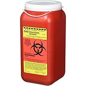 buy BD Home Sharps Container Diabetes Care