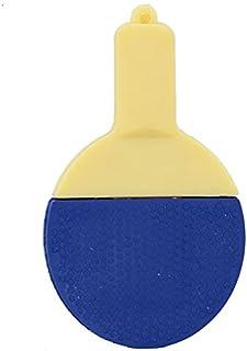 ブルーテーブルテニスシュートUSBフラッシュドライブUディスクのUSBフラッシュドライブフラッシュメモリスティックペンは、USBドライブのサムドライブを駆動 (4GB)