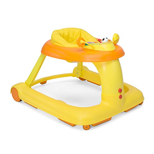 Chicco 1 2 3 Baby Walker - Andador-correpasillos, color nara