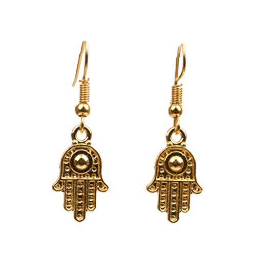 Oorbellen hanger sieraden oorsteker heren dames drop boom skelet doodskop voor zilver carnaval