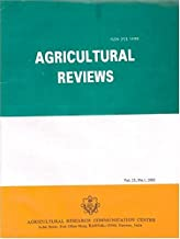 Agricultural Reviews