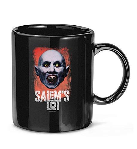 N\A Salems Lot - Taza de café Stephen King para Mujeres y Hombres Tazas de té