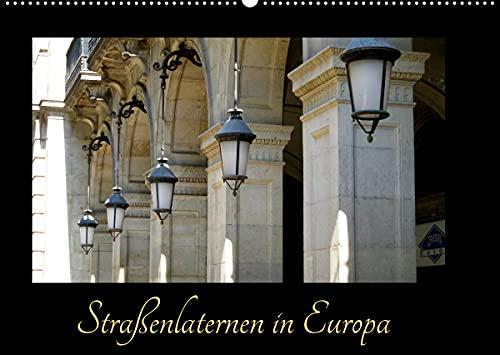Lampadaires en Europe