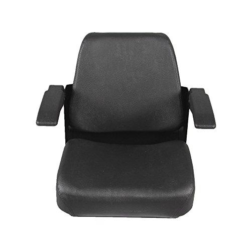 Eparts, Inc. E-K3211-56113 Seat for Kubota Zero Turn Mower ZG23 and ZG20 -  Aftermarket, E-K3111-56114