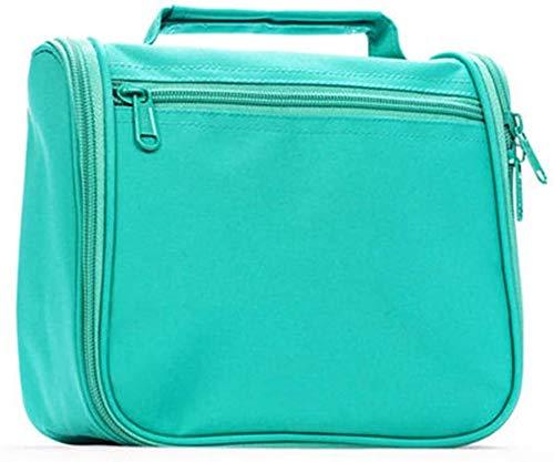 Bolsa de lavado Bolsa de cosméticos Almacenamiento de viaje Maquillaje Viaje Ligero Portátil Splash Gran capacidad,D