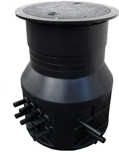 Mafa Brunnenschacht Verteilerschacht Kontrollschacht Revisionsschacht aus Kunststoff
