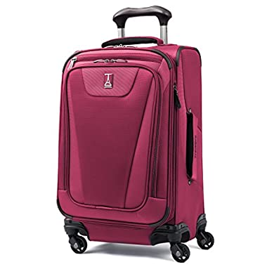 Travelpro Maxlite 4 21-Inch Expandable Spinner (Pink)