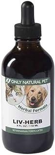 Only Natural Pet Liv-Herb Herbal Formula