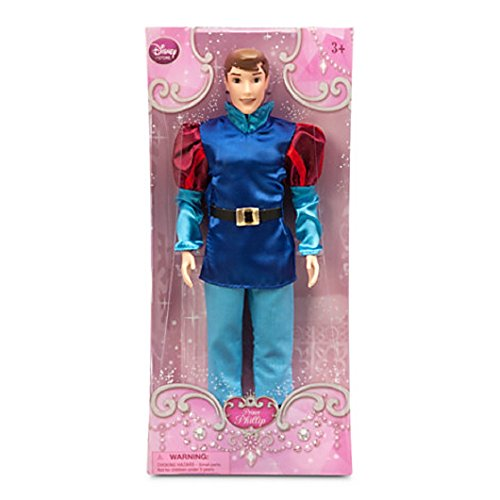 Disney Sleeping Beauty Prince Phillip Doll Classic Edition Doll
