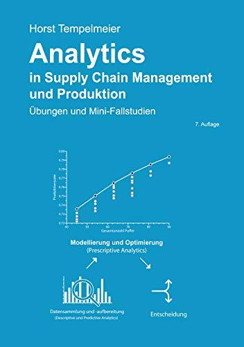 Analytics in Supply Chain Management und Produktion: Übungen und Mini-Fallstudien
