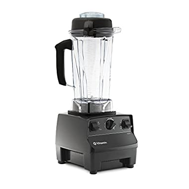 Vitamix 5200S 5200 Blender, Professional-Grade, Self-Cleaning 64 oz. Container, Black