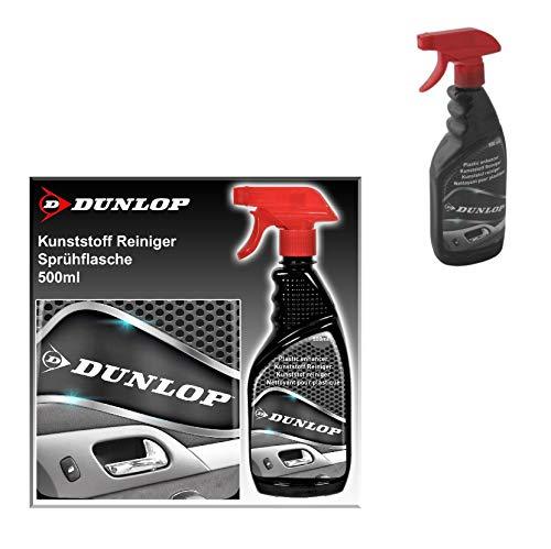 DUNLOP Auto PKW Autopflege Felgenreiniger Lederpflege Polsterreiniger Glasreiniger Insektenentferner Autowachs (Kunststoffreiniger)