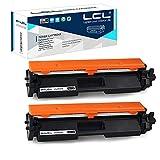 LCL Cartucce di Toner Compatibile 94A CF294A CRG-028 (2 Nero) Sostituzione per HP LaserJet Pro M118dw HP LaserJet Pro MFP M148dw/148fdw HP LaserJet Pro M149fdw