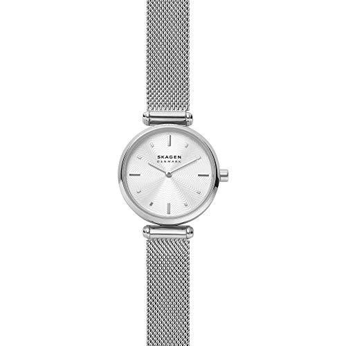 Skagen - Reloj solo tiempo para mujer, moderno, cód. SKW2956