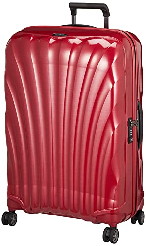 [サムソナイト] スーツケース シーライト スピナー75 75 cm 2.8kg チリレッド