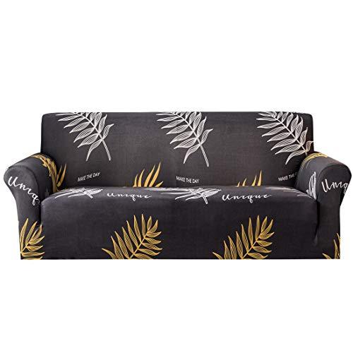 Wenlia Funda elástica Estampada para sofá, Universal Funda