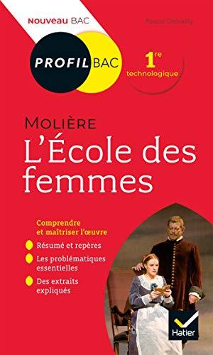 Profil - Molière, L'École des femmes: toutes les clés d'analyse pour le bac
