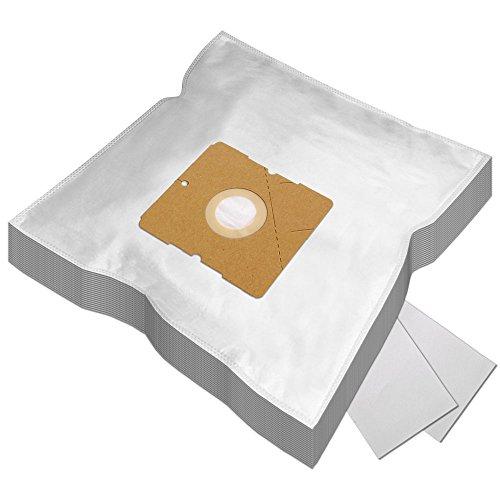SPARPAKET - 20 Staubsaugerbeutel geeignet für PROGRESS: PC 3950, PC 2369 DB, PC2461, SAMSUNG: VC08QHNJGBB/EG, SEVERIN: BC 7045, BC 7055