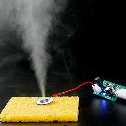 xingxing Módulo de accionamiento USB Humidificador Atomización Placa de Conductor PCB Placa de Circuito 5V Spray Incubación módulo de unidad módulo de unidad