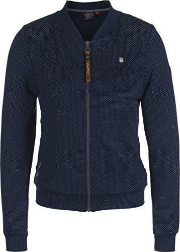 Ragwear Kenia Dots W Sweater Indigo