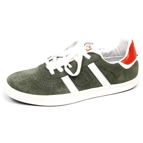 Gaudi E9558 Sneaker Uomo Green Olive Scarpe Shoe Man [40]
