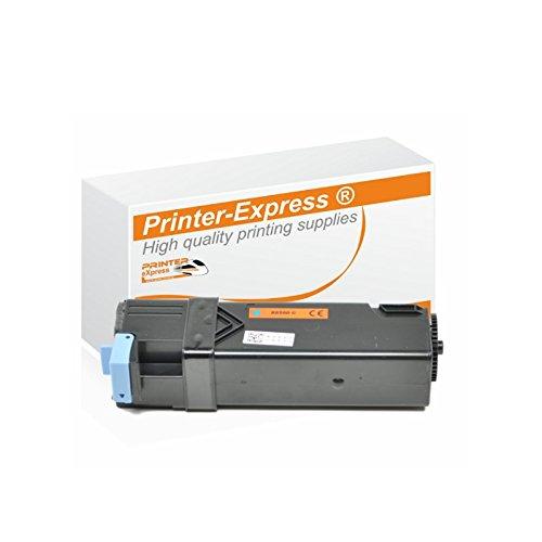 Printer-Express XL Toner 2.500 Seiten ersetzt Xerox 106R01594, 106R01591, X6500 für Xerox Phaser 6500 6500DN 6500N / WC 6500 6505 6505DN 6505N / WorkCentre 6500 6505 6505DN 6505N Drucker cyan