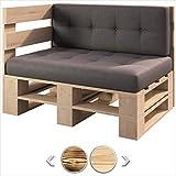 sunnypillow palettenmöbel Europaletten Indoor und Outdoor Lounge gartenmöbel Holz gartenmöbel Set...