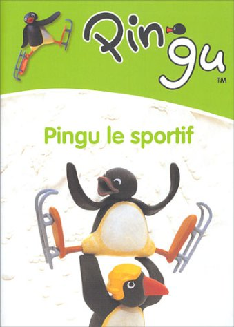 Pingu - Vol. 2 - Pingu le sportif [Francia] [DVD]