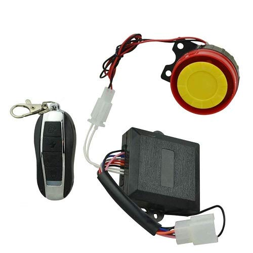 FLYPIG Universal Remote Control Alarm Kill Start Switch for 50cc 70cc 90cc 110cc 125cc 135cc 150cc200cc 250cc ATV Scooter Dirt Bike Taotao SUNL NST