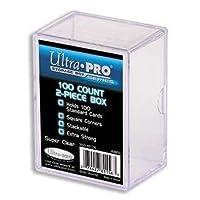 【ウルトラプロ UltraPro 収集用品】 カードケース 100枚用 (#81156)