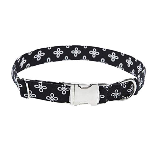 GOUSHENG hondenhalsband van ademende stof, verstelbaar, halsband voor pups, grote honden, accessoires voor huisdieren, XL, C